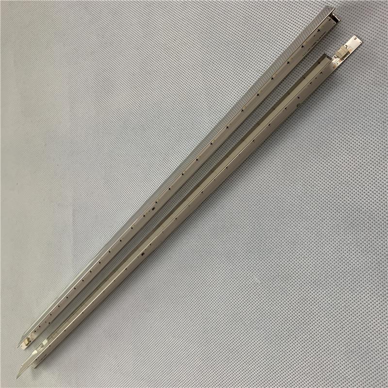 890mm LED Backlight Strip 50 Lamp For Samsung Led Backlight Strip Louvre 43 Inch L/R_160919(-0.4/-1.1) Strip Steel Tv Parts