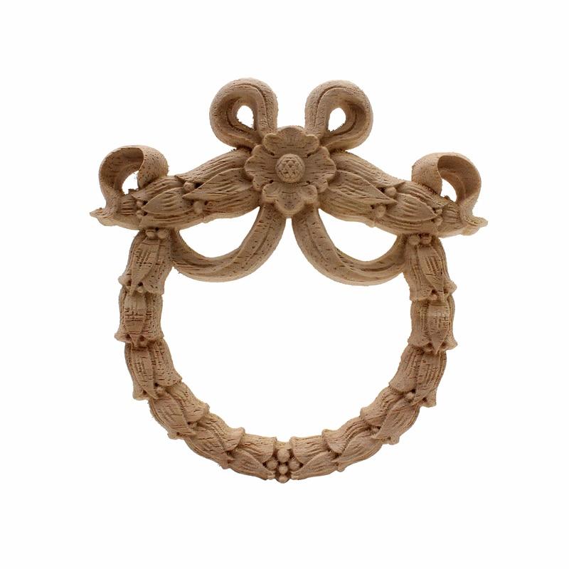VZLX Wood Log Slices Discs Disks for DIY Crafts Vintage Home Decor Garden Wedding Party Decoration Accessories Supplies Figurine|Figurines & Miniatures| |  - title=