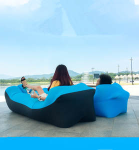 Sleeping-Bag Air-Sofa-Bed Outdoor-Products Beach-So Inflatable Good-Quality Trend 240--70cm