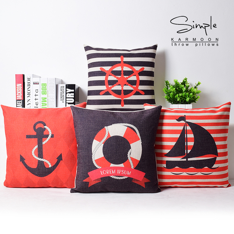 pare Prices on Red and Black Sofa Cushions line Shopping Buy