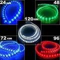 Encell Tiras LEVOU 12 V COB Luz Estilo Do Carro LEDs para Universal Car LED Acende 24 CM Emissor de LED de Luzes Diurnas diodo
