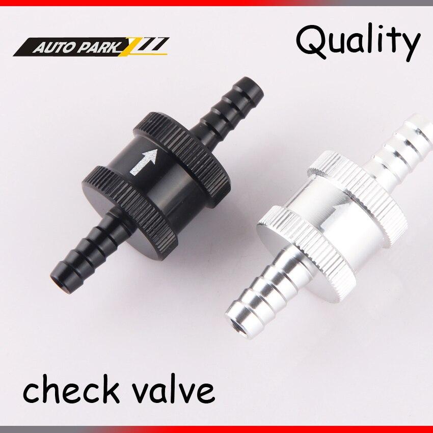 Высокое качество обратный клапан вакуумный алюминиевый Барб Воздушный обратный клапан