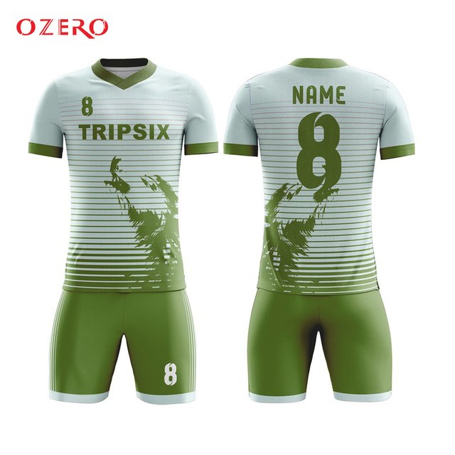 9088e7a6f digital printing soccer wear custom full sublimation printed new design soccer  jersey