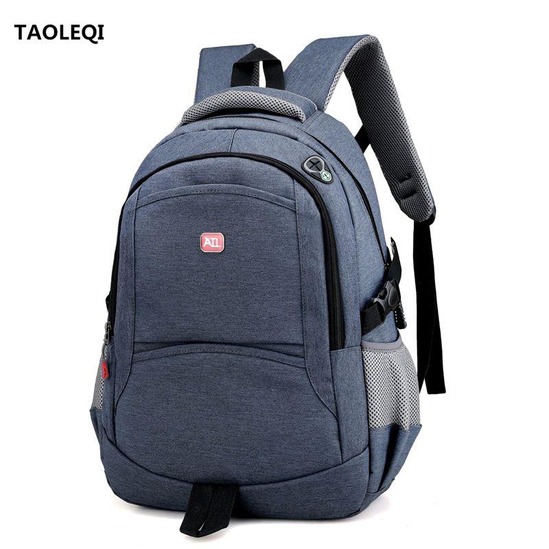 60ff27fc4bea Best buy 2018 New Laptop Backpack Men Women Bolsa Mochila for 14 17Inch  Notebook Computer Rucksack Men School Bag Backpack for Teenagers online  cheap