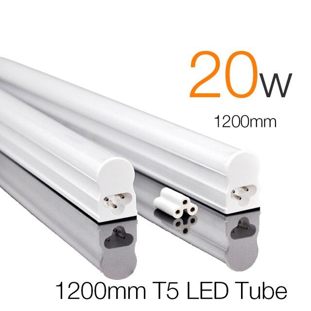 Aliexpress Com Buy T5 Led Tube 1200mm 20w Super