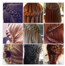 Automatic  Braider Hair Styling Smart Quick Easy DIY Electric Two strands Twist Braid Maker