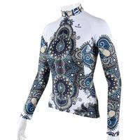 2016 3 Estilos de Mulheres Populares PALADIN Equipe Bicicleta de Estrada Camisa de Ciclismo Camisa de Manga Longa Tops/Sportwear Bicicleta Jersey ropa ciclismo