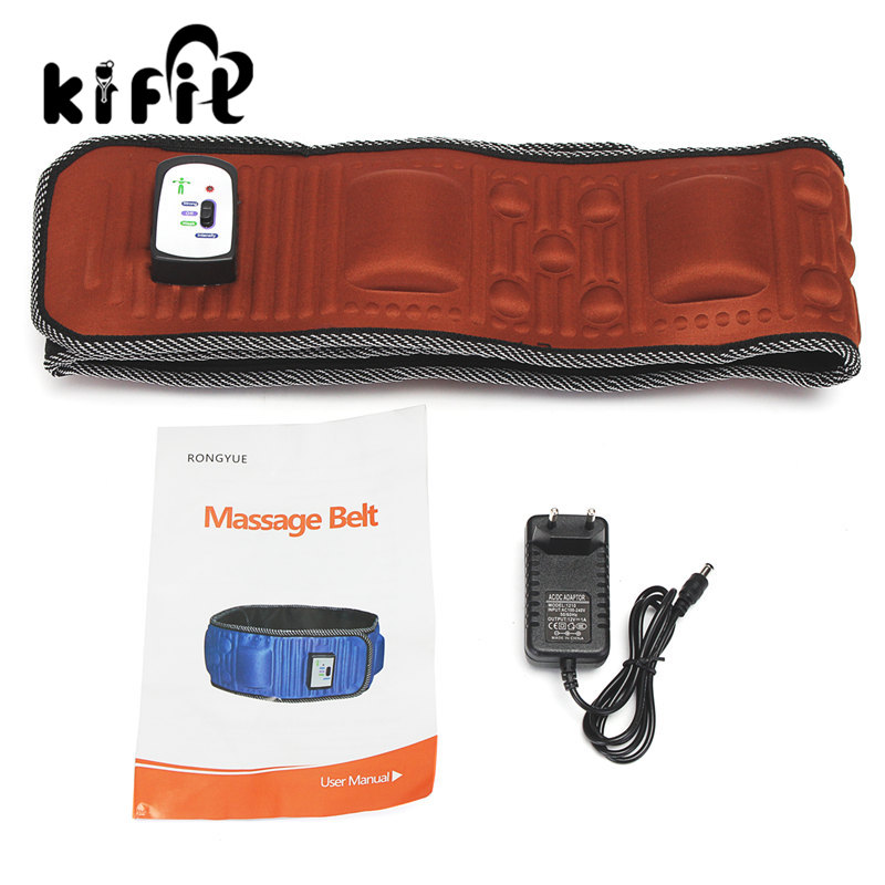 KIFIT Electric Tummy Abdominal Slimming Lose Weight Belly Bus