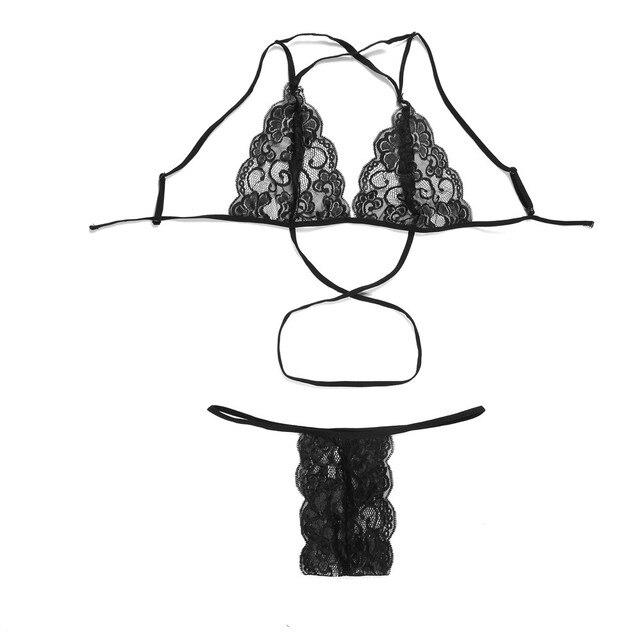 Sexy Lace Bra 4