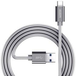 유형-C 형 케이블, ESR 3.0 3.1 범용 USB 동기화 충전기 케이블 [2 갑] 전화 및 태블릿 화웨이 Meizu Mi5 맥북