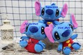 Hot Sale 20cm New Arrival Cute Cartoon Figures Lilo and Stitch Plush Toy Doll Stuffed Toys Dolls High Quality Toys Doll Pendant