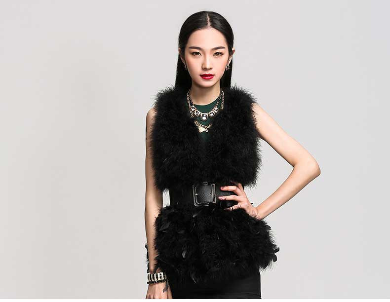feather vest (30)