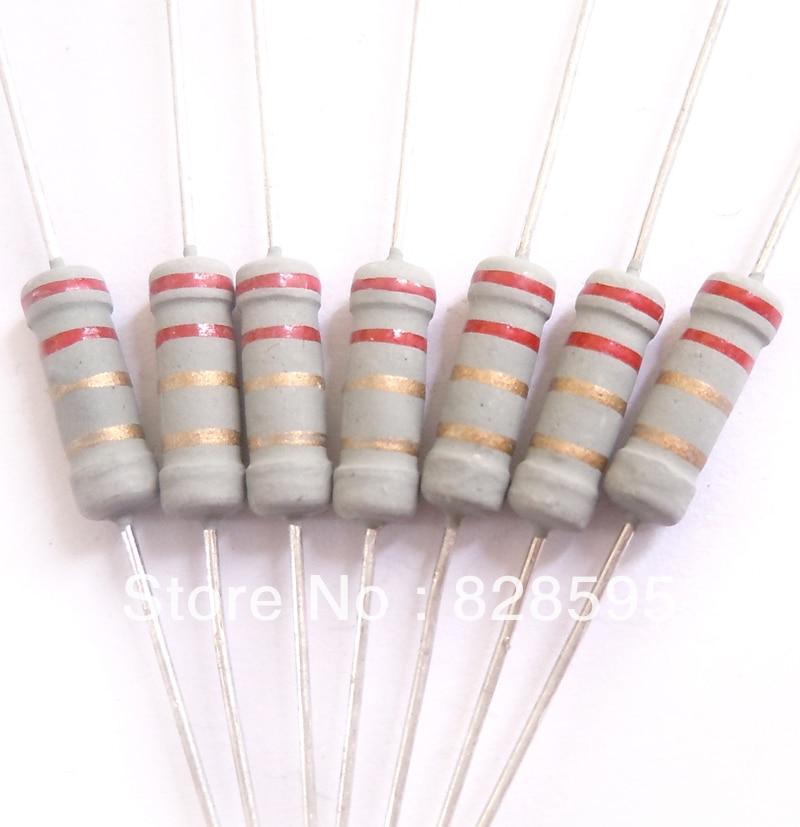 Resistor 1w 2,2 Ohm 2r2 5/%