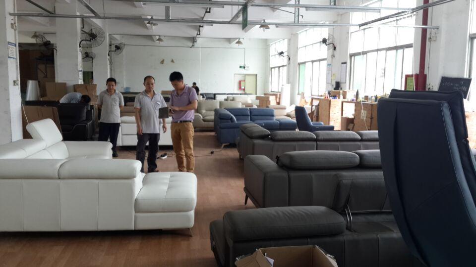 Frderung Grosshandel Wohnzimmer Sofa Funktion Ecke Aus Echtem Leder In