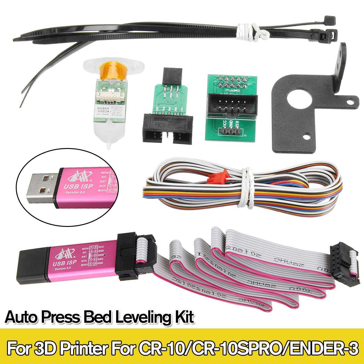 NOUVEAU 15 pièces 3D Partie Imprimante Automatique Auto-nivelant Capteur BL Toucher Lit Kit De Mise à niveau Pour 3D Imprimante Pour CR-10/CR-10SPRO/ENDER-3