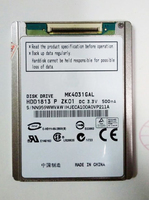 NEW 1 8 CE 40GB MK4031GAL Hard Disk Drive For IPOD CLASSIC HDD ONLY Replace HS081HA