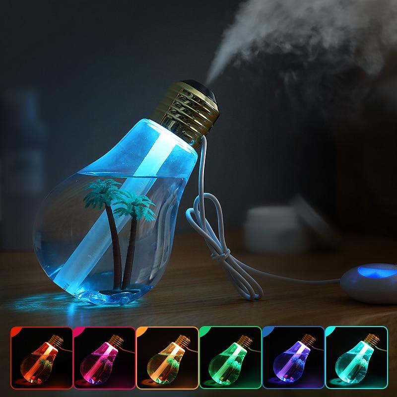 Essential Oil Lamp