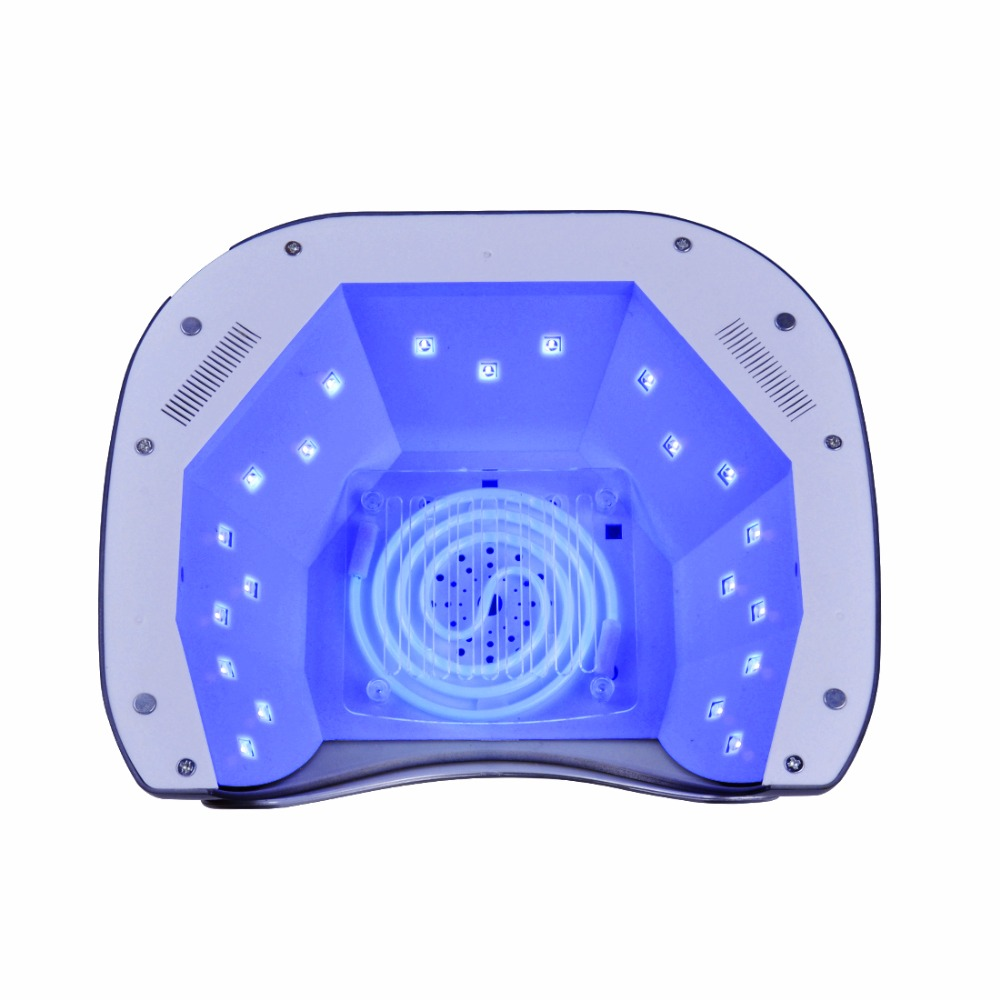 Biutee Professional 48 W CCFL LED UV Lamp Nail Dryer For Nail Gel Polish Curing Nails Lamp Dryers Art Manicure Automatic sensor in Nail Dryers from Beauty Health