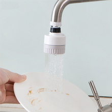 ABS + silicone main lavage salle de bains évier économie deau robinet outils de cuisine pour robinets Extender rotatif filtre à eau réglable economiseur deau douchette cuisine evier mitigeur lavabo salle de bain