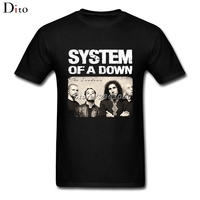 System Of A Sound Soad T Shirt Men Man S Classic Custom Short Sleeve EAGLES OVERCOME