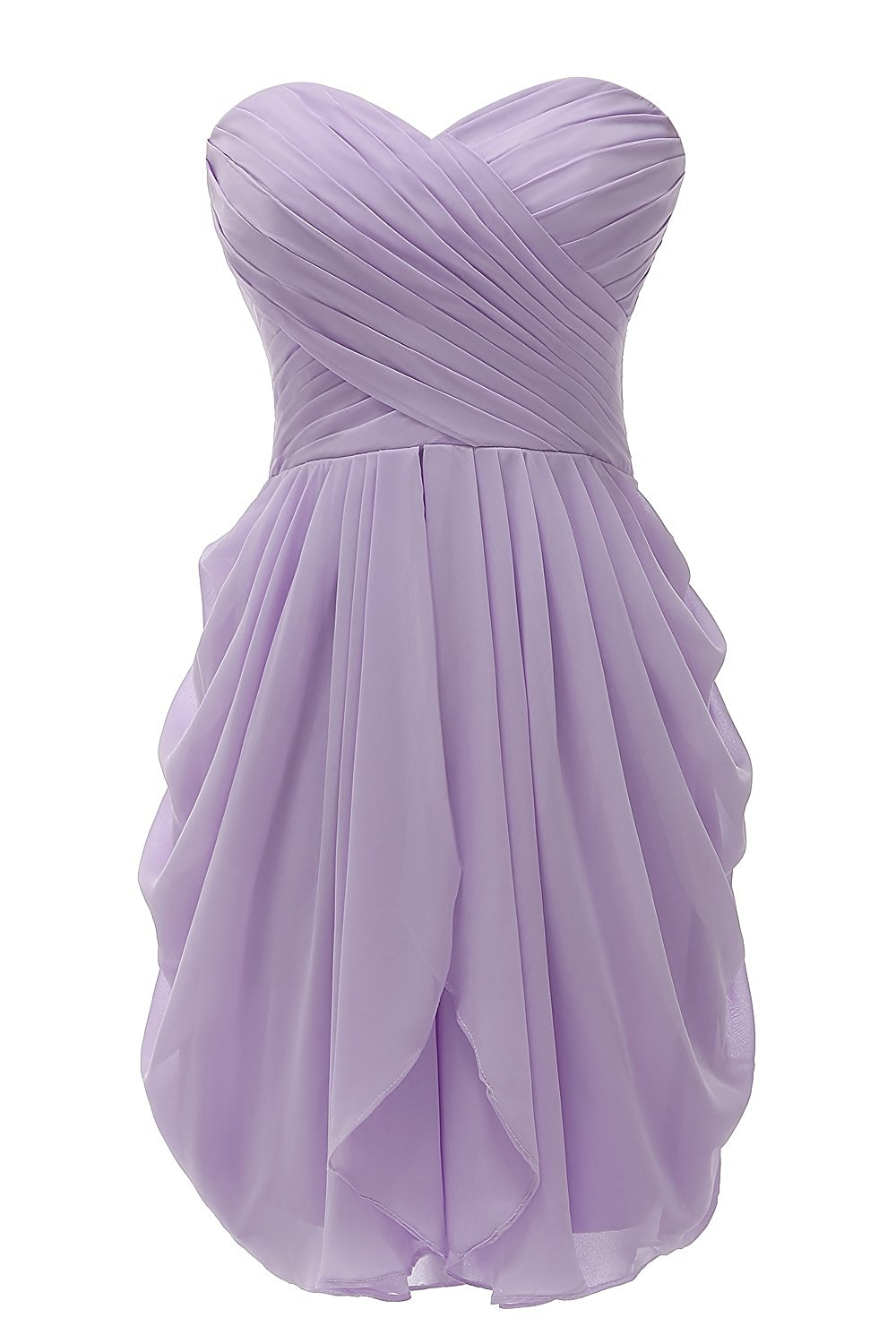 sweetheart strapless pleat lilac bridesmaid dresses short coral chiffon bridesmaid dresses baby blue for beach wedding