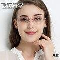 Rimless glasses, diamond trimming glasses fashion woman beautiful temperament prescription glasses myopia hyperopia 34