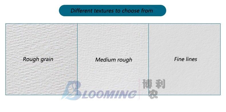 Recomendação de baoding baohong aguarela papel baohong