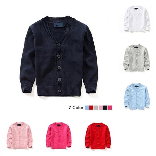 ccc6c5bcd Sardiff Boys Cardigan For Girls Sweater Kids Knitwear Baby Boys ...