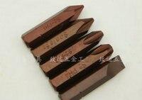 1 Set 3 Pieces Phillips Slotted Screwdriver Bit S2 Steel 0 31 Hex Shank 38mm Long