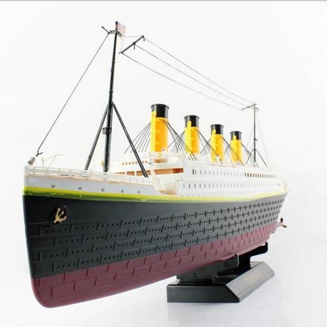 Aliexpresscom Buy Newest RC Boat Titanic Simulation - Remote control cruise ship