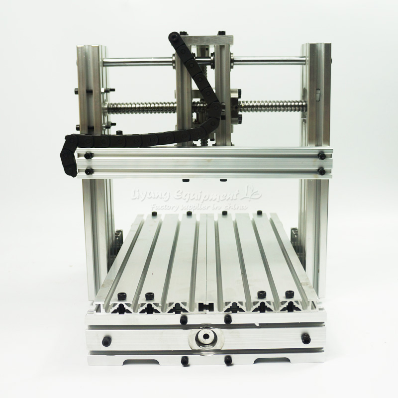 CNC Router Part CNC 2520 Base Frame Kit 200*300*95mm for CNC Lathe Engraving Machine oem china shenzhen manufacture base on your 3d drawing cnc machine part for steel polishing