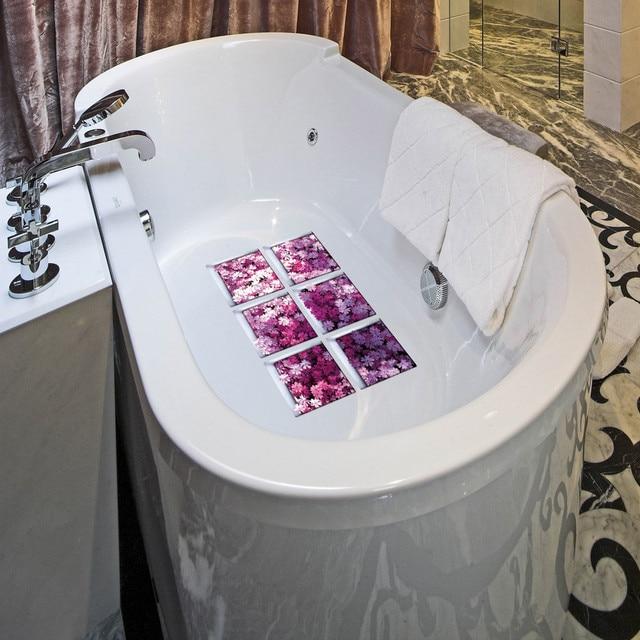 3D Antiscivolo Vasca Da Bagno Appliques Vasca Da Bagno vasca da bagno Sticker Va