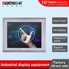 10.4-inch usb touch screen lcd monitors Industrial Embedded Multi-touch display HDMI DVI USB VGA
