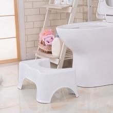 Squatty горшок Пластик утолщенной Туалет стул табурет