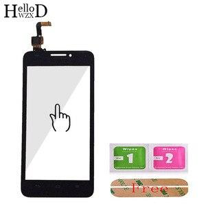 Image 3 - 5.0 verre décran tactile de téléphone portable pour HuaWei Ascend G620 G620S écran tactile verre numériseur panneau lentille capteur outils adhésif
