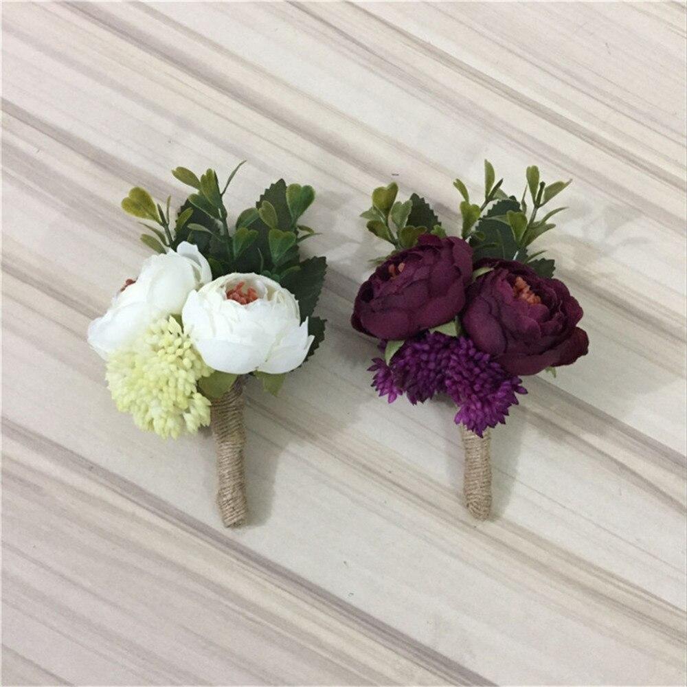 Где купить искуственные цветы для бутоньерки какой оригинальный подарок сделать мужчине на день рождения