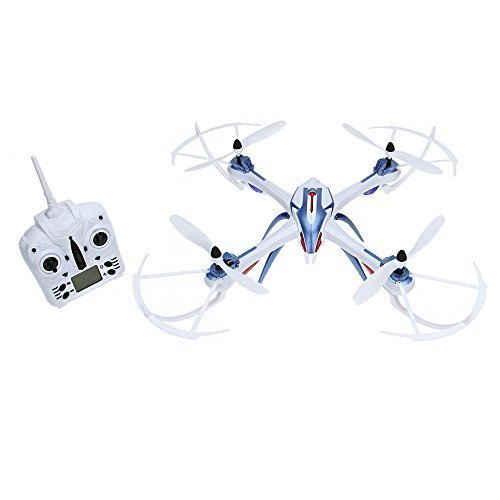 ФОТО F16987/8 JJRC H16 Tarantula X6 Drone 2.4G 4CH 6-Axle 360 Rolling Degree CF Mode RC Quadcopter RTF Without Camera