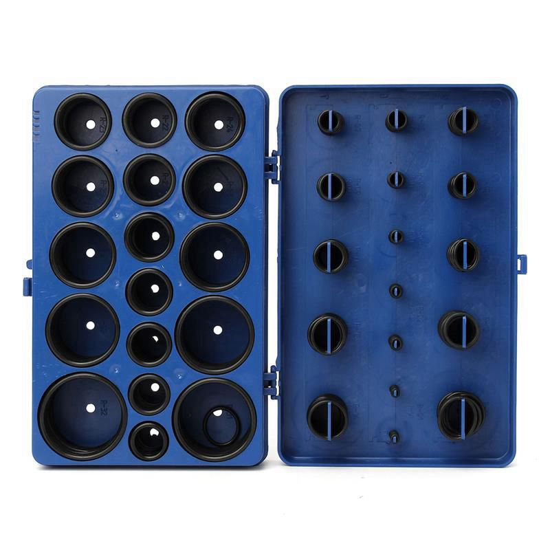 419PCS O Ring Rubber Seal Gasket Set Plumbing Tap Washer Assortment Seals