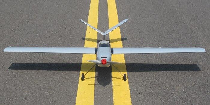 Engolir UAV Elétrica 2600mm FPV Avião Nova Chegada 2.6 Metro Versão Mais Recente de Controle Remoto Brinquedo grande Asa Voadora RC Avião 2.6 m