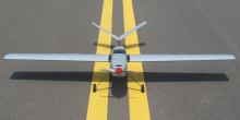 Swallow Electric UAV 2600mm FPV Plane New Arrival 2 6 Meter Large Flying Wing RC Airplane