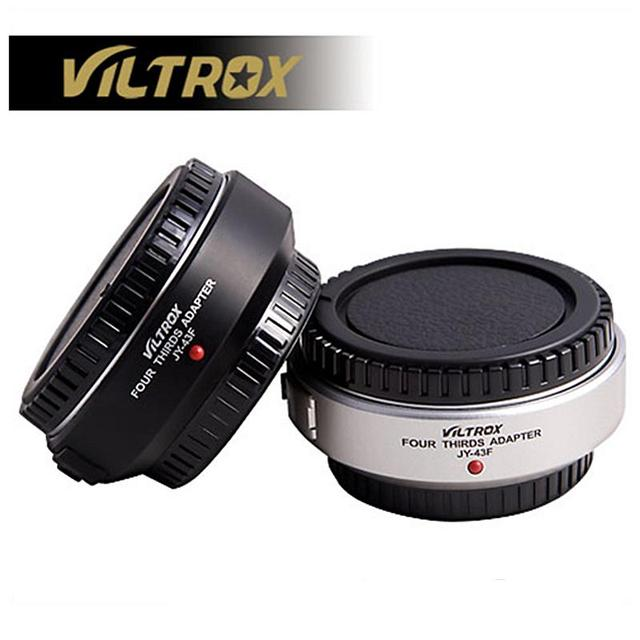 Viltrox التركيز التلقائي M4/3 عدسة إلى مايكرو 4/3 كاميرا محول جبل أوليمبوس باناسونيك E PL3 EP 3 E PM1 E M5 GF6 GH5 G3 DSLR
