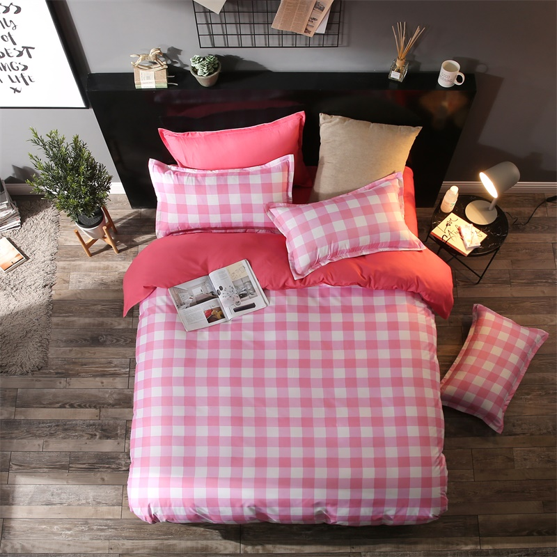 shell bedclothes twin bed