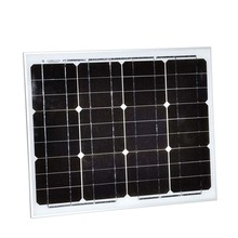 A Grade Solar Panel 18v 30w 12v Charger For Car Battery Monocrystalline Yacht And Boats Marine Caravana Motorhome