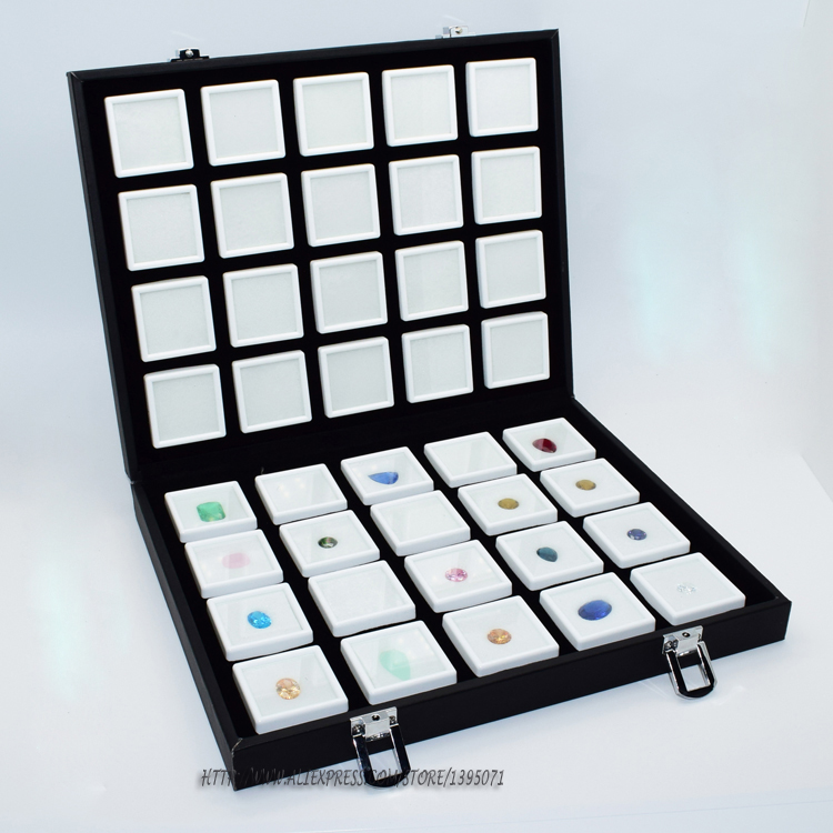 buy wholesale gemstone display boxes from china