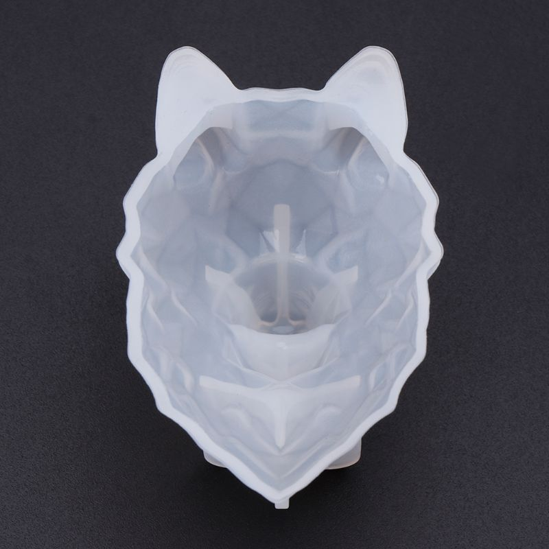 Cartoon 3D Dog Claw Silicone Epoxy Resin UV Glue Crafts Mold Creative DIY Pendant Brooch Jewelry Tool Accessory W77