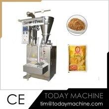 Washing powder screw packaging power packing machine for coffee