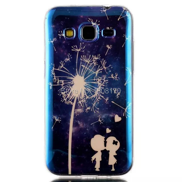 Bling <font><b>Blu-ray</b></font> Soft TPU Back Case For Samsung Galaxy S6 <font><b>Edge</b></font> Plus Note 5 Note5 G530 G360 S5 S6 skin cover Tower Tiger 200pcs