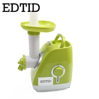 EDTID MINI Automatic Fruit ice cream maker household electric DIY ice cream machine for child Frozen Yogurt Dessert Cool Summer