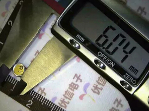Image 3 - 200 pcs 6*2.2mm הקבל Electret מיקרופון איסוף MP3 מיקרופון רגישות קיבולי מיקרופון למחשב טלפון MP3 MP4
