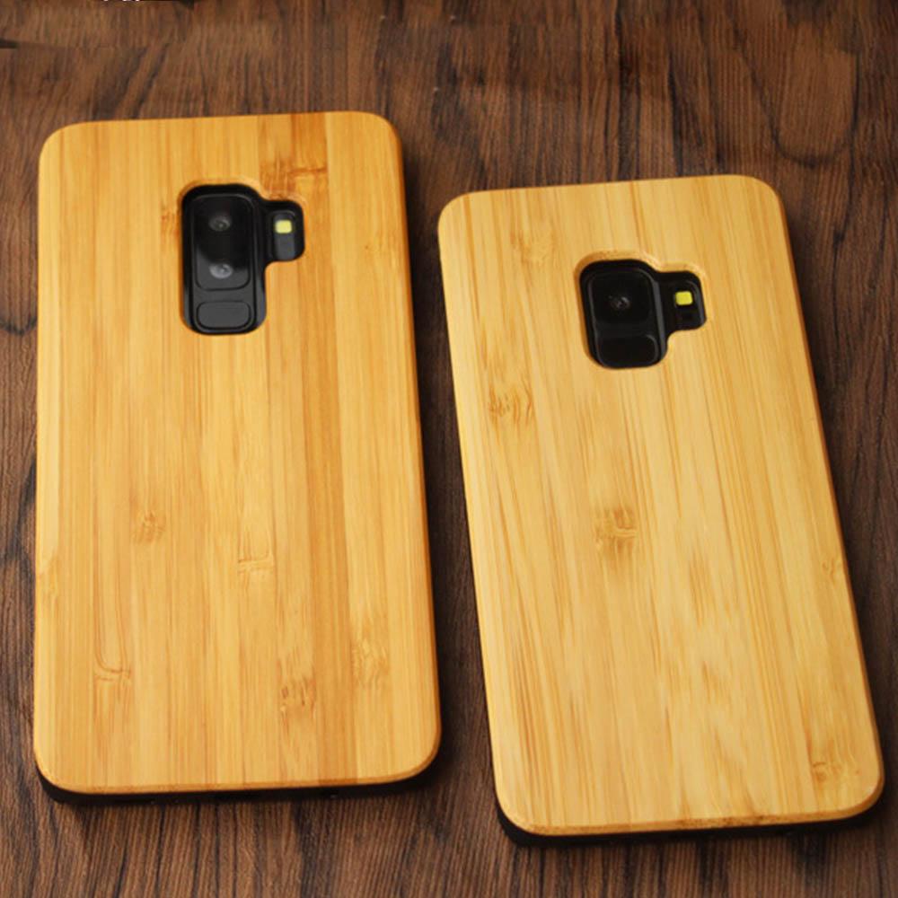KISSCASE Kayu Kasus Untuk iPhone X 8 7 6 6 S Ditambah XS 11 Pro Max - Aksesori dan suku cadang ponsel - Foto 4